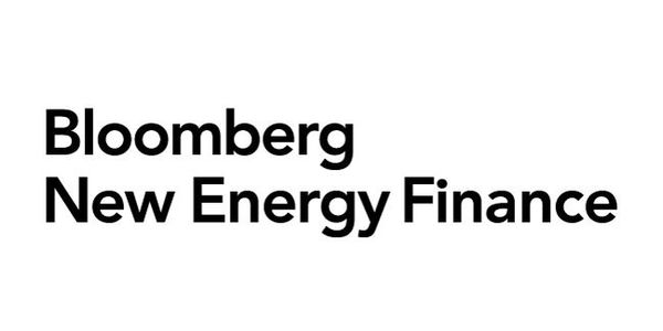 Bloomberg New Energy Finance Stacked Blk